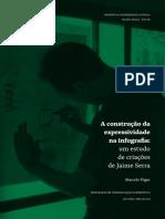 A Construçao Da Expressividade Na Infografa Um Estudo de Criaçoes de Jaime Serra