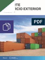 Reporte Comercio Exterior - Año 2016 (Agencia Argentina de Inversiones y Comercio Internacional)