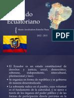 El Estado Ecuatoriano