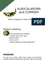 Albucalaroma and Company