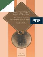 Carolina Meloni - Las Fronteras Del Feminismo