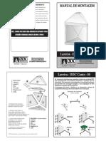 Manual Lareira Ddc 80