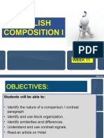 English Composition i - Week 11-2016-1