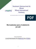 26156441 Jaime Morales Herramientas Para El Ministerio Juvenil