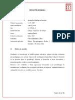 Informe Antonella Villablanca