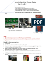 P802 Automatic Leveling Debug Guide V2