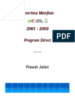 Penerima Manfaat LKC 2001-2009