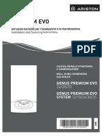 Genus Premium Evo
