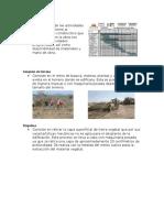 Procedimiento de construcción para obra con plataforma