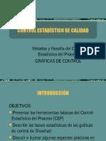 Fundamentos Estadísticos SPC