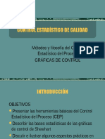 Fundamentos Estadísticos SPC