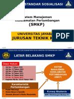 Pengenalan SMKP -Permen ESDM 38 - Jayabaya 280315
