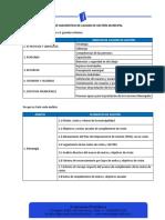 Ámbitos de Diagnóstico de Calidad de Gestión Municipal