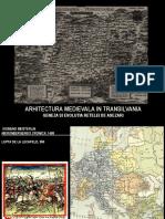01. Transilvania - Geneza Si Evolutia Retelei de Asezari