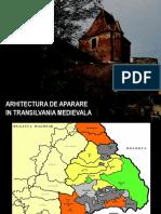 02. Transilvania - Arhitectura de Aparare