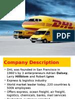Presentation DHL