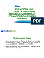 Curso Introduccion Fssc 22000