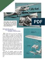 Planta de Aeronave
