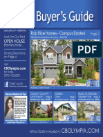 Coldwell Banker Olympia Real Estate Buyers Guide January 28th 2017