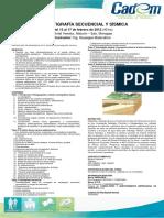 Estratigrafia Secuencial y Sísmica