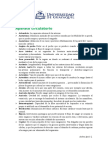 Glosario Aparato Circulatorio Ult