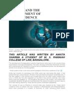 Dharma and the Development of Jurisprudence