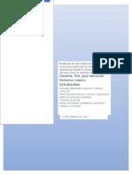 Análisis Sistémico Del Modelo de Enseñanza-Aprendizaje y El Proceso Curricular 26 de Enero-17