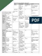 tentative ap course calendar student version