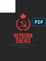 Hepburn x Sheiko Blend