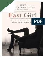 Fast Girl - Confessions dune athlete devenue l'escort girl n°1 de Las Vegas -