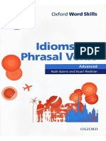 Oxford Word Skills Idioms and Phrasal Verbs Advanced