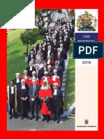 Bermuda Judicial Annual Report 2016 [27Jan17]