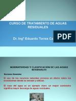 Modulo Aguas Residuales ( Clase 1)