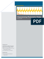 Characterizing Photometric Flicker - US Department of Energy