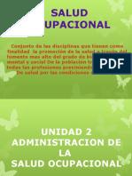 Diapositivas Salud Ocupacionañ