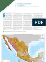 Proyecciones Sequias en México