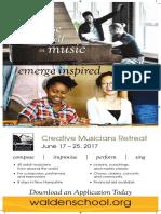 2017 CMR Brochure