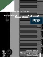 Manual_keyboard_Yamaha_Psre213_Pt_Om