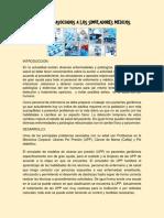 Patologia Asociados a Los Simuladores Medicos