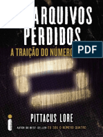 -15- Os Arquivos Perdidos_ a Traicao Do Numero Cinco - Pittacus Lore