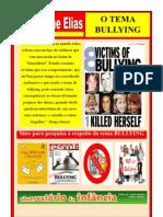 O Tema Bullying