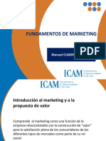 Fundamentos de Marketing Sesion 1 2016