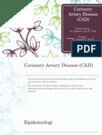 Novia - Referat Coronary Artery Disease (CAD)