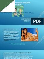 Atraccion Sexual Upsjb x Ciclo 2014 II