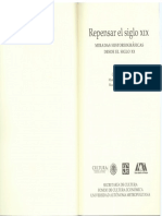 Repensar el siglo XIX. Miradas historiográficas desde el siglo XX por  Luna Argudín, María y María José Rhi Sausi