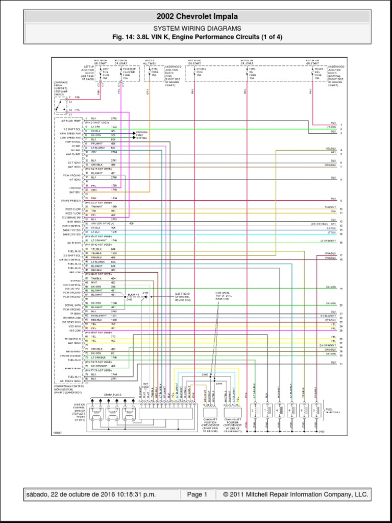 Chevy Impala 3 8 L Engine Diagram Wiring Library 1