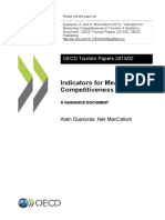 2013 OECD Indicators for Measuring Competiteveness in Tourism.pdf