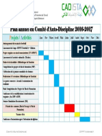 Plan Annuel Du CAD 2016-2017