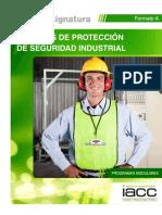 Plan Academico Sistema Proteccion Seguridad Industrial