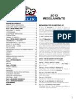 Heroclix 2013 Rulebook ITA
